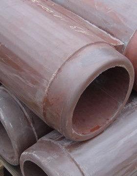 thio-tube zwavelbeton